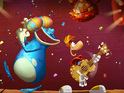 Rayman Fiesta Run will be available for iOS and Android in November.