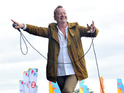 Simple Minds, Jim Kerr at BBC Radio 2 Live in Hyde Park