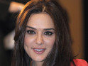 Zinta films special appearance in upcoming Bollywood film Happy Ending.