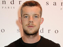 Russell Tovey attends the Sandro London flagship store launch party in Covent Garden