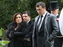 Kat and Alfie pay their last respects to Michael in tonight's episode.