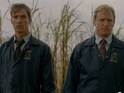 Eight-part series True Detective follows two investigators trailing a killer.