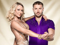 Ben Cohen's estranged wife Abby sent a pointed message to the Strictly pro last week.
