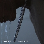 Lorde 'Royals' single artwork.