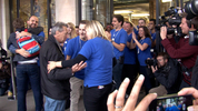 Digital Spy chats to Apple fanboys in London as the iPhones 5S and 5C go on sale.