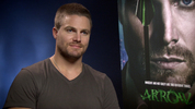Stephen Amell talks to Digital Spy about the first season of The CW's 'Arrow', now available on DVD and Bluray.