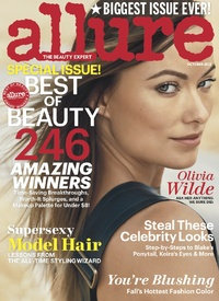 Olivia Wilde covers 'Allure' magazine