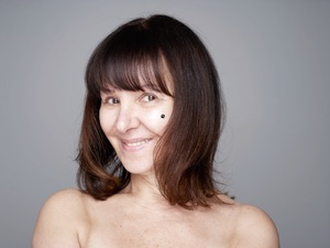 Arlene Phillips goes BearFaced for BBC Children in Need.