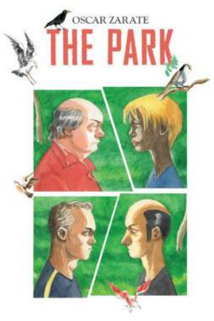 Cover for Oscar Zarate's 'The Park'.