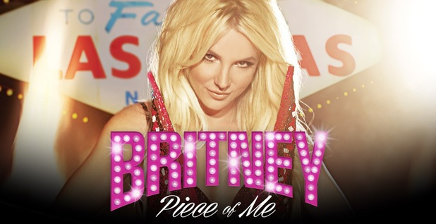 Britney Spears 'Piece Of Me' Las Vegas show.
