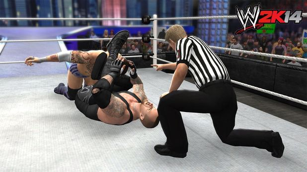 WrestleMania 29: CM Punk vs. Undertaker