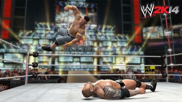 WrestleMania 26: Batista vs. John Cena