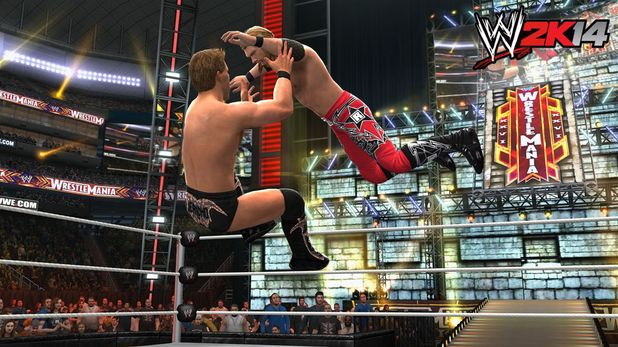WrestleMania 26: Chris Jericho vs. Edge