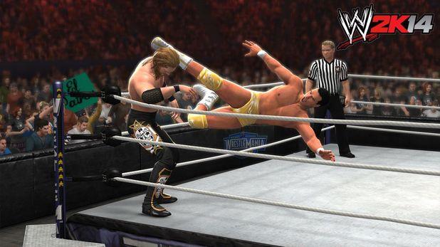 WrestleMania 27: Edge vs. Alberto Del Rio