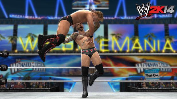 WrestleMania 28: CM Punk vs. Jericho