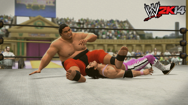 Bret Hart (c) vs. Yokozuna (with Mr. Fuji)