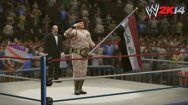 Hulk Hogan vs. Sgt. Slaughter