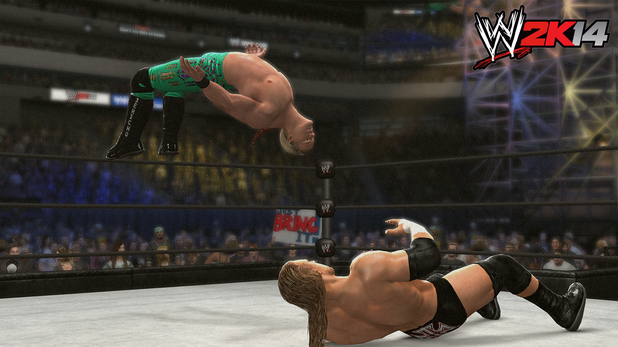 Triple H vs. Chris Jericho