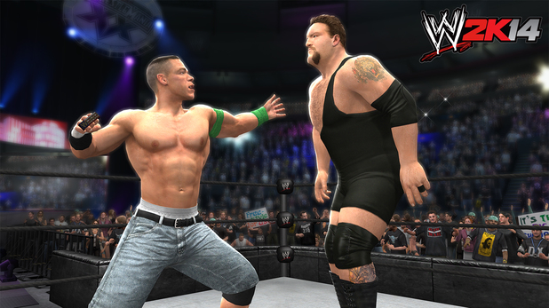 John Cena vs. The Big Show