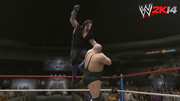 The Undertaker (with Paul Bearer) vs. King Kong Bundy (with Ted DiBiase)