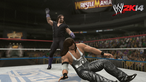 The Undertaker (with Paul Bearer) vs. Diesel