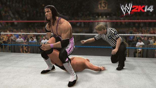 Bret Hart vs. Steve Austin