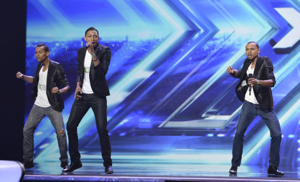 The X Factor USA: AKNU