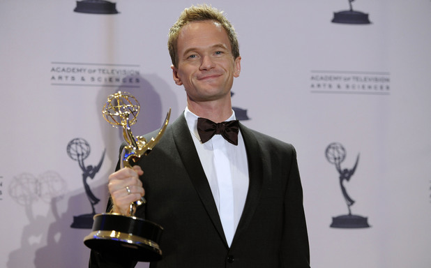 Neil Patrick Harris at the 2012 Emmy Awards