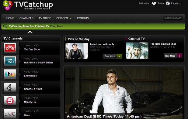 TVCatchup