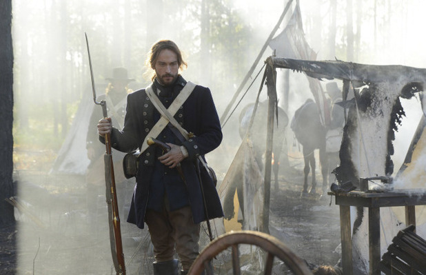 Sleepy Hollow: Ichabod Crane (Tom Mison)