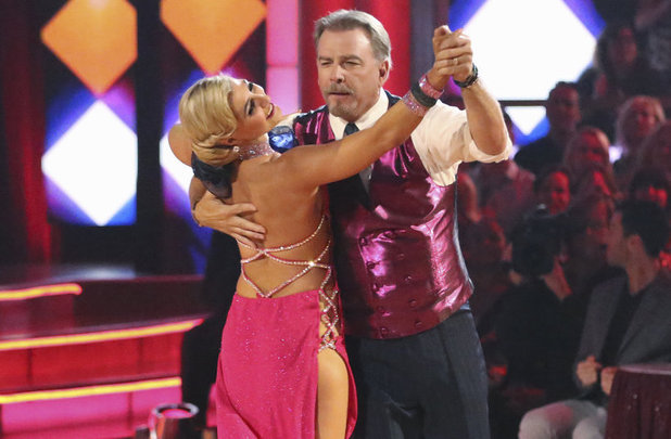 Dancing With The Stars Fall 2013, episode1: Bill Engvall and Emma Slater