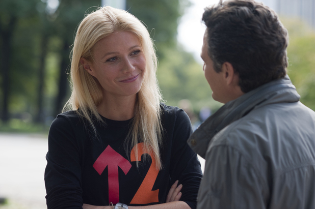 Gwyneth Paltrow, Mark Ruffalo in Thanks for Sharing