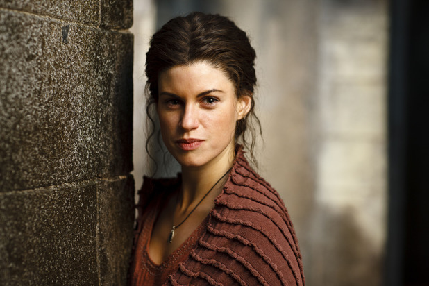 Jemima Rooper in BBC One's Atlantis