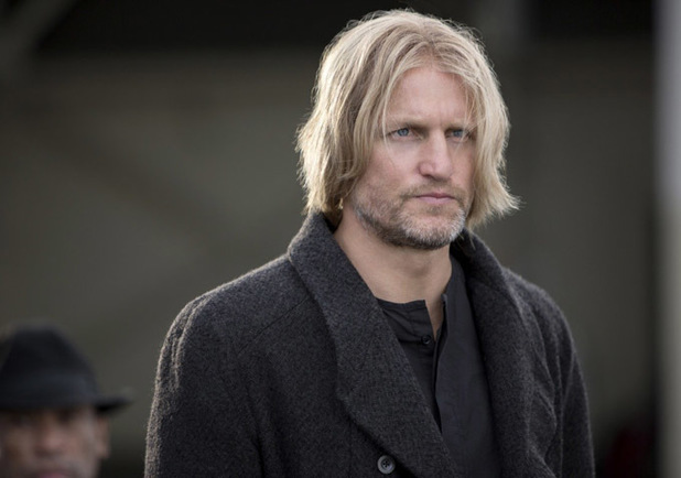 Woody Harrelson Haymitch The Hunger Games Catching Fire