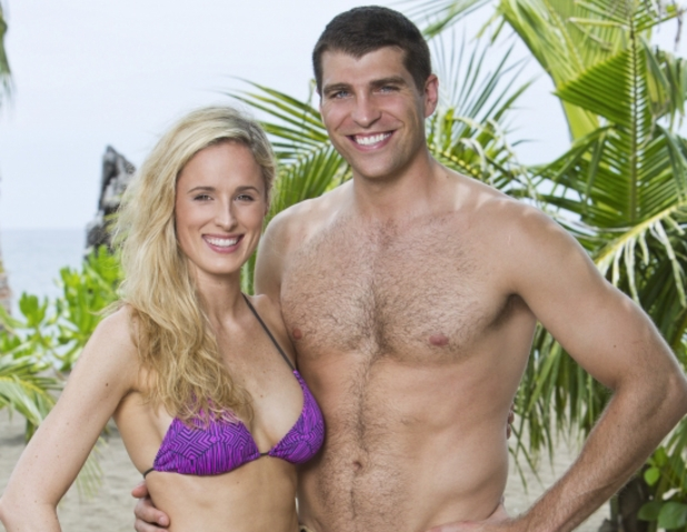 'Survivor: Blood vs Water: Candice Cody and John Cody