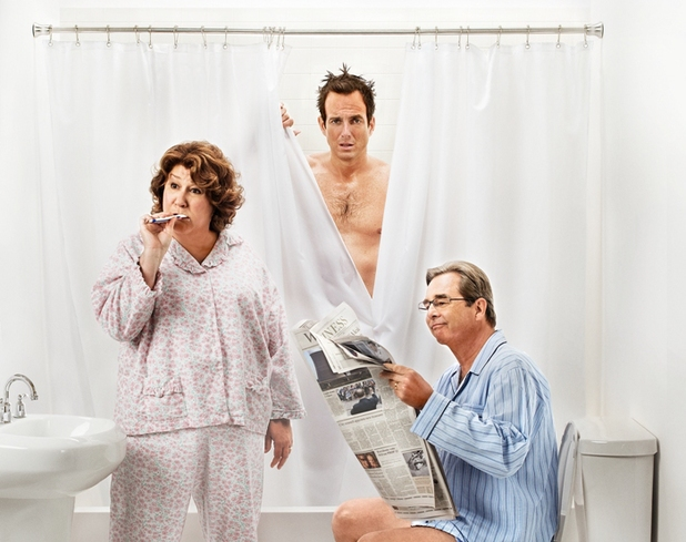 Will Arnett stars in 'The Millers'.