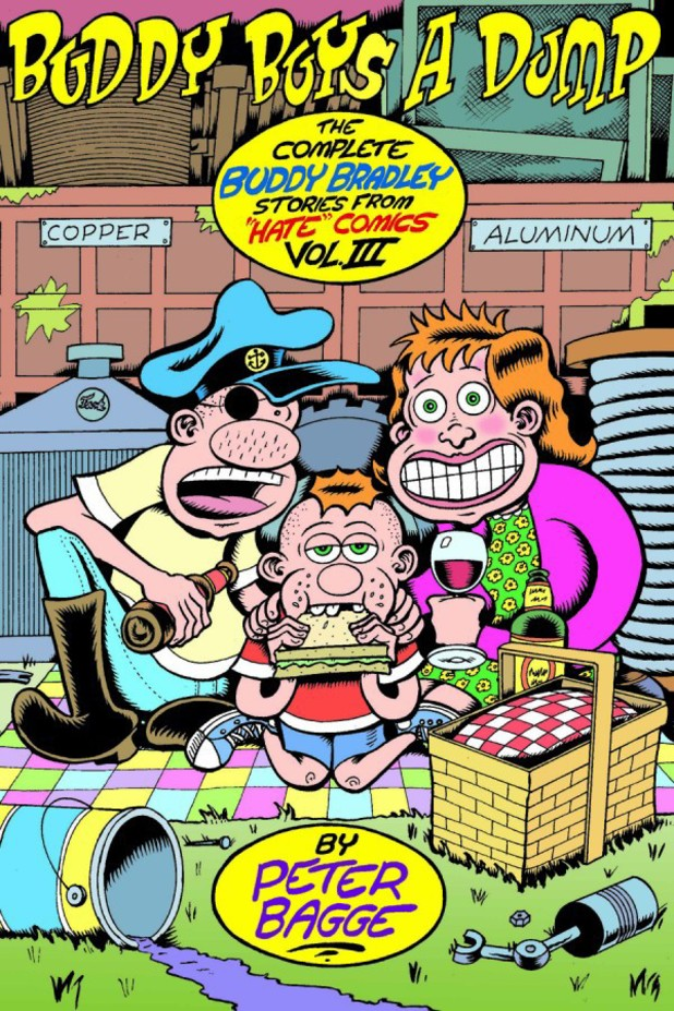 Peter Bagges's 'Buddy Buys a Dump'