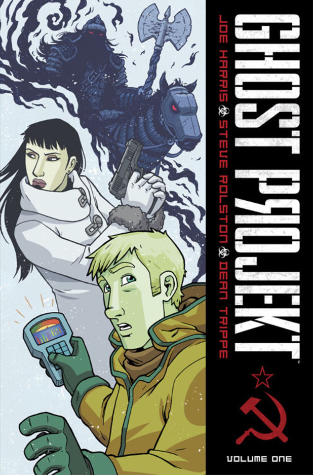 Oni Press's 'Ghost Projekt'