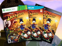 The platformer launches at retail in November in North America.