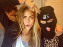 From Harry Styles to Cara Delevingne, Digital Spy's favorite LFW Instagrams.
