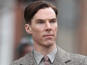 Keira Knightley, Matthew Goode and Mark Strong star in the Alan Turing biopic.