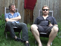 Tom Berninger directs a rock documentary about brother Matt's band, The N