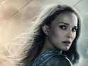 Natalie Portman and Jaimie Alexander get posters for the Marvel sequel.