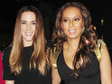 "Mel C says she is ""really pleased"" her Spice Girls bandmate is joining series."