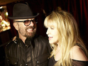 Stevie Nicks tells Digital Spy how project with Dave Stewart made it to screen.
