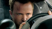 'Breaking Bad's Aaron Paul stars in the first trailer for EA video game adaptation 'Need for Speed'.