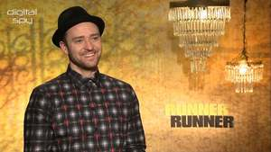 Justin Timberlake: 'I was beaten to a pulp on Runner Runner'