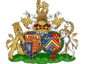 Duke of Cambridge, Duchess of Cambridge Coat of Arms