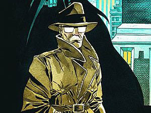 Commissioner Gordon - Detective Comics #779