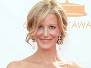 Anna Gunn at the 65th Emmy Awards